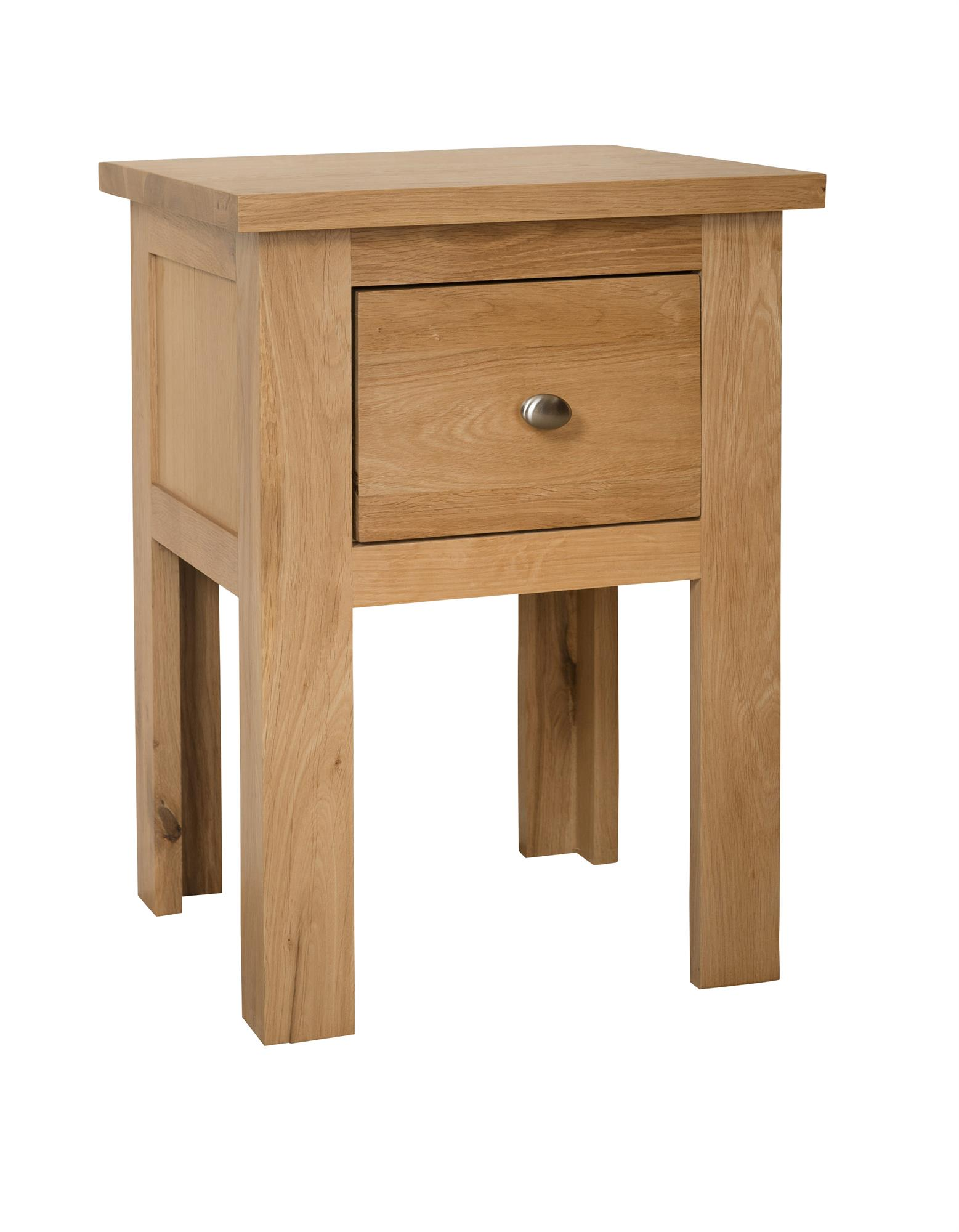 OAK - LAMP Table with darwer