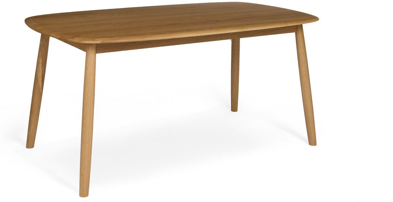 MALMO - Oak Dining Table