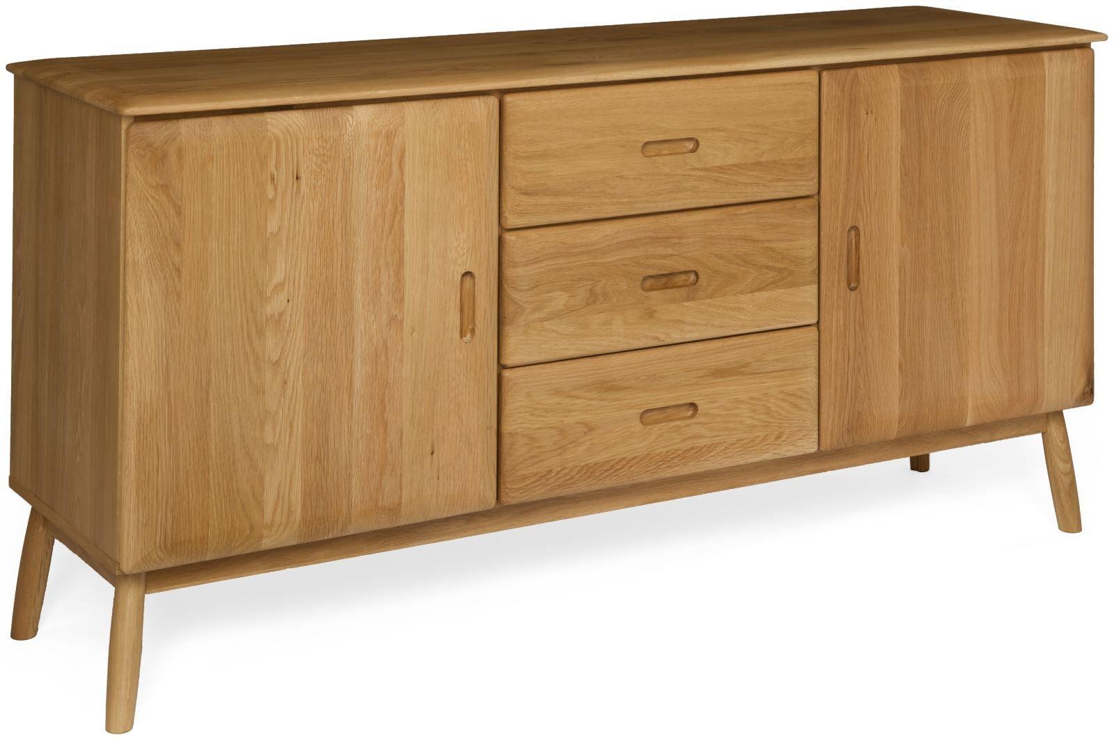 MALMO - Oak Sideboard