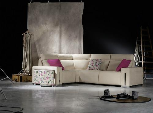 GALA Fabric Corner Sofa