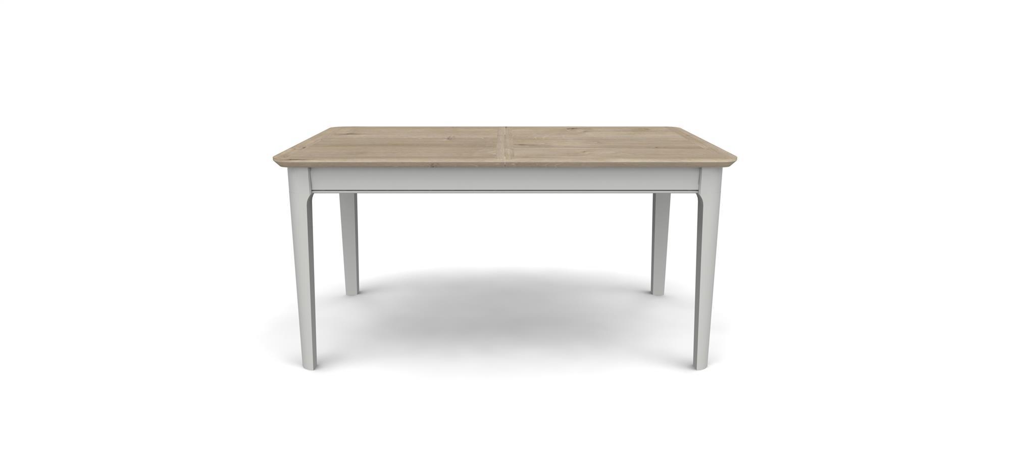 NEWARK - Rectangular Extending Table - 101