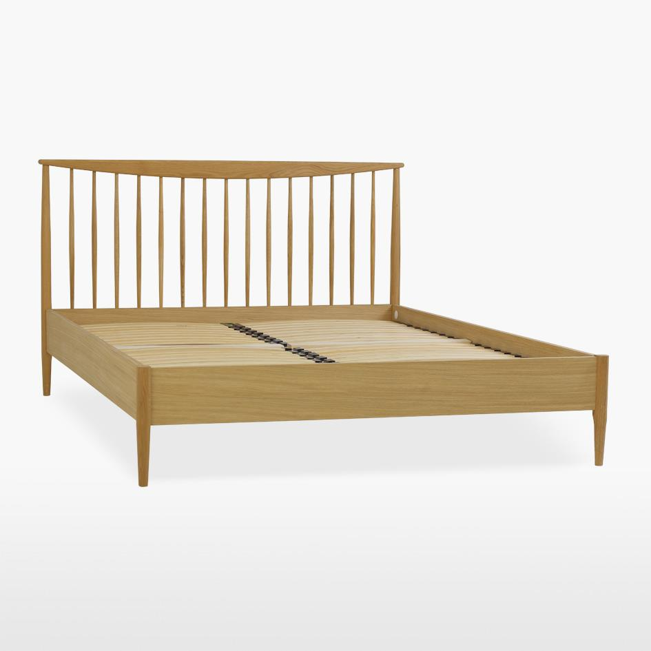 ANAIS - Oak Slat Bed