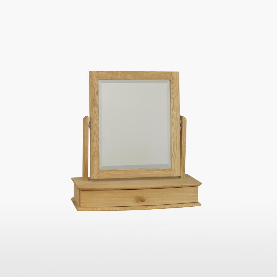 ANAIS - Oak Dressing Table Mirror - 816