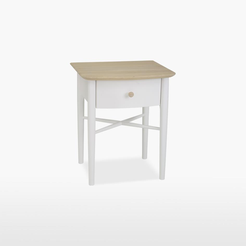 ELISE - Bedside Table with Drawer - 801