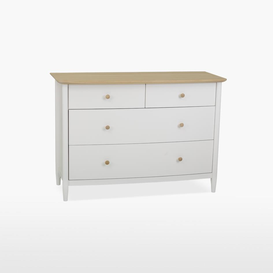 ELISE - Chest of 4 Drawers - 803