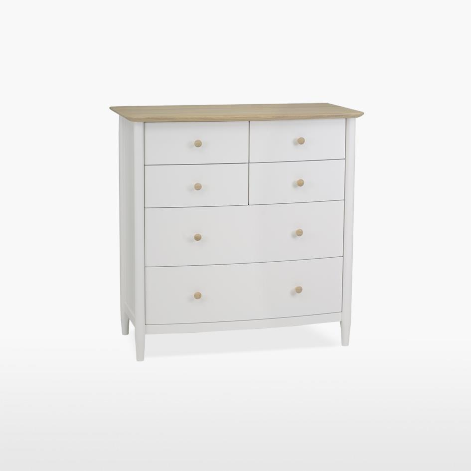 ELISE - Chest of 6 Drawers  - 804