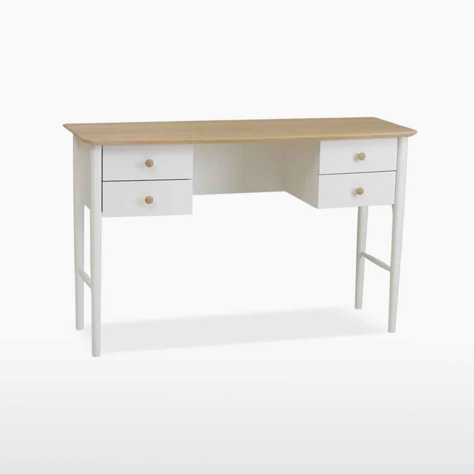 ELISE - Twin Pedestal Dressing Table - 814