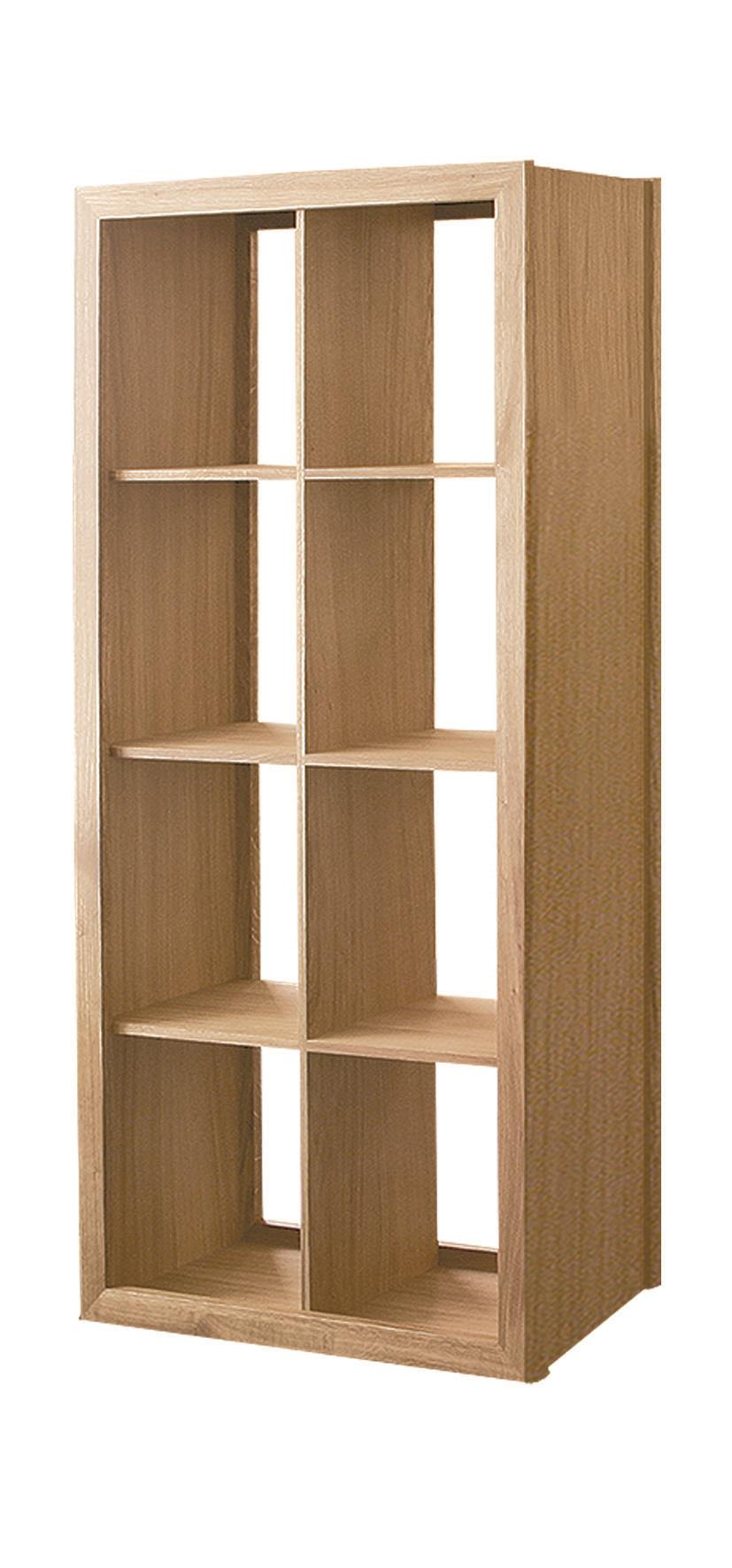 Windsor - Cube Shelf Unit - 8 Unit WIN817