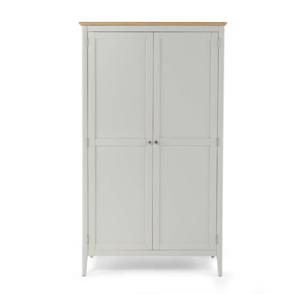 CORFE Painted - Painted Full Hanging Wardrobe