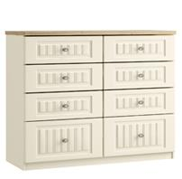 PEMBROKE - 8 Drawer Twin (2 Deep) 45