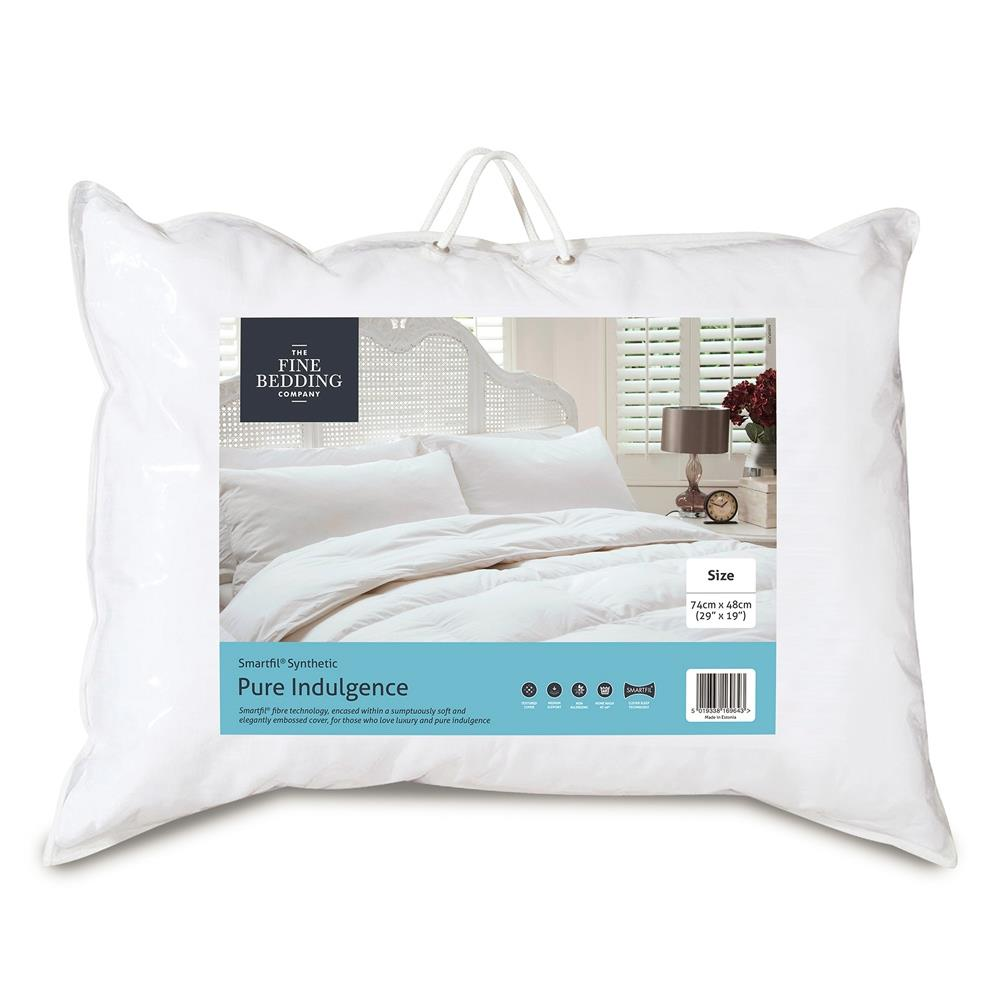PURE INDULGENCE Pillow by Fine Bedding Co.