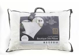 BOUTIQUE SILK Pillow by Fine Bedding Co.
