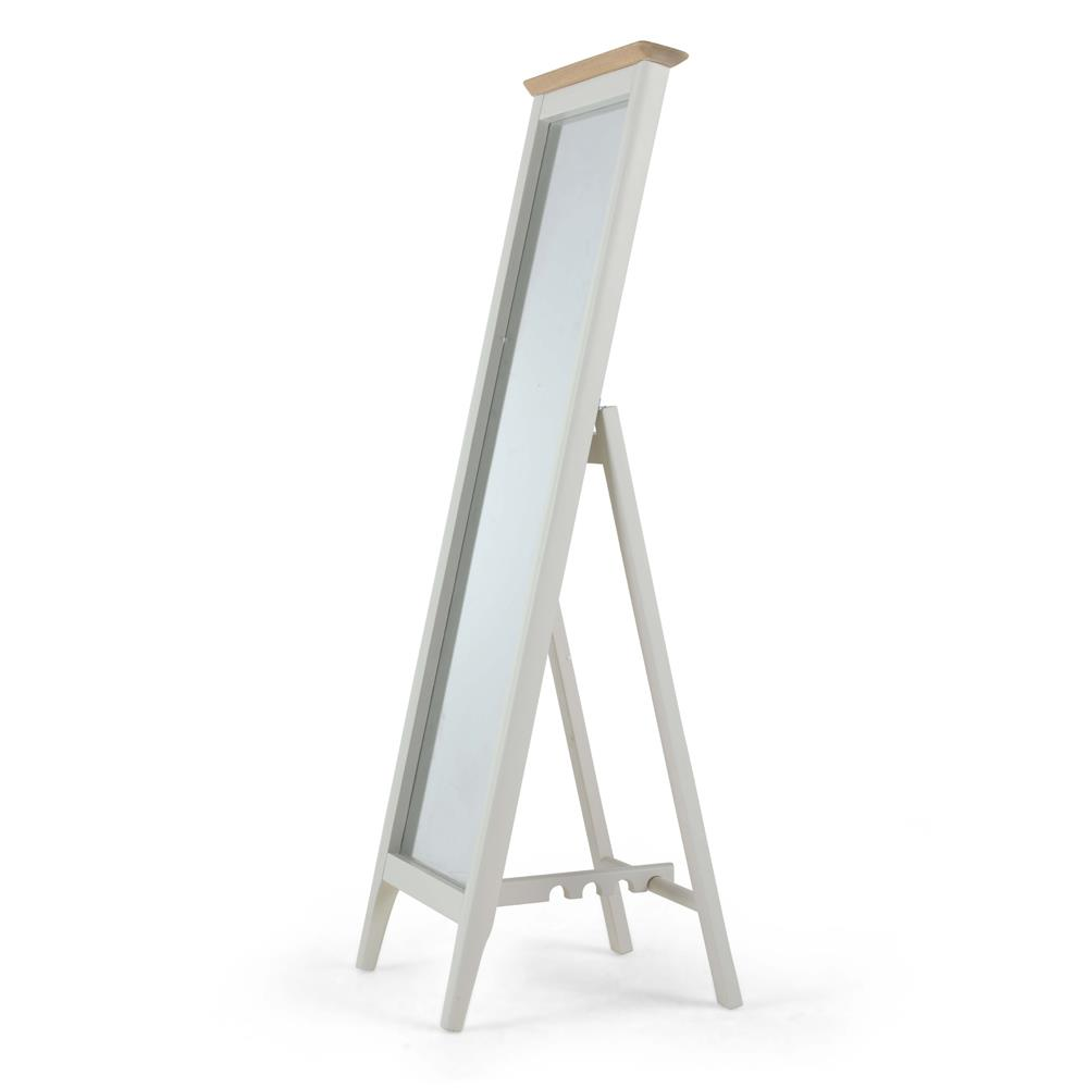 CORFE Painted - Cheval Mirror Painted