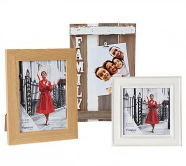 Wood Picture Frames.