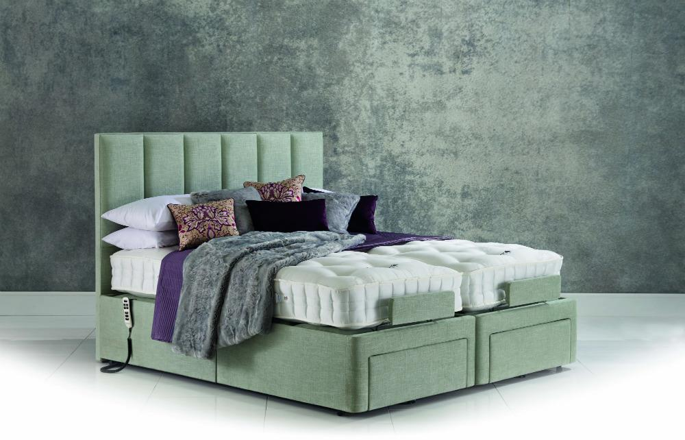 Hypnos E Motion Adjustable Bed