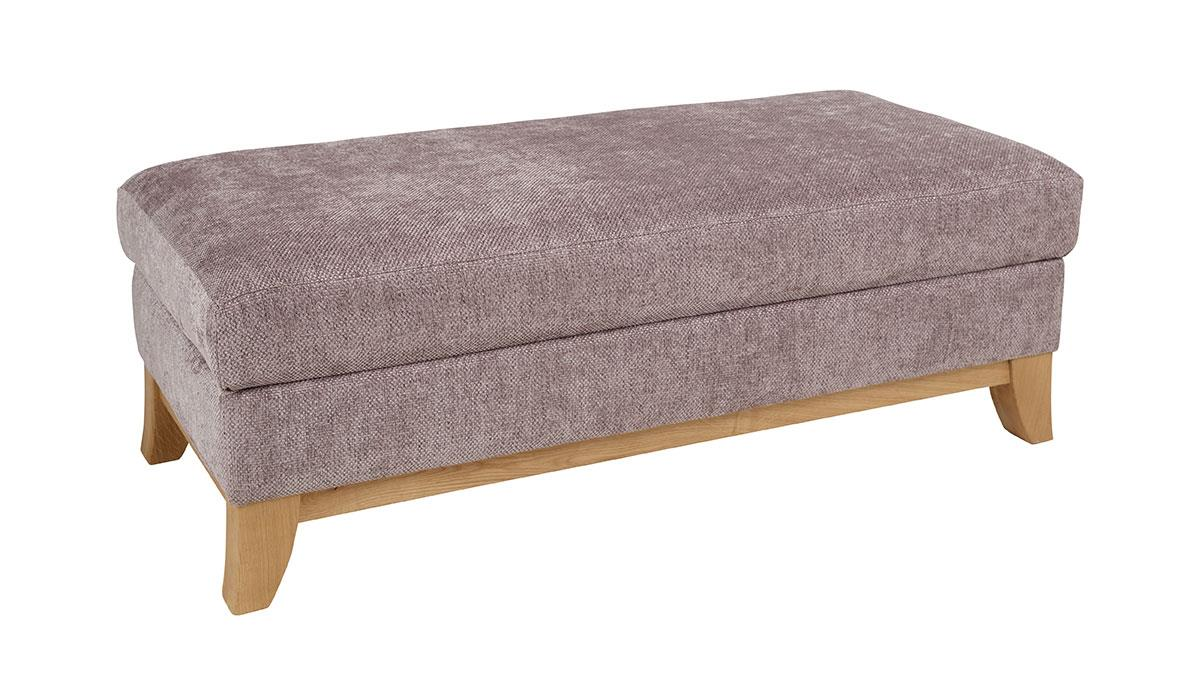 DELANO - Large Footstool