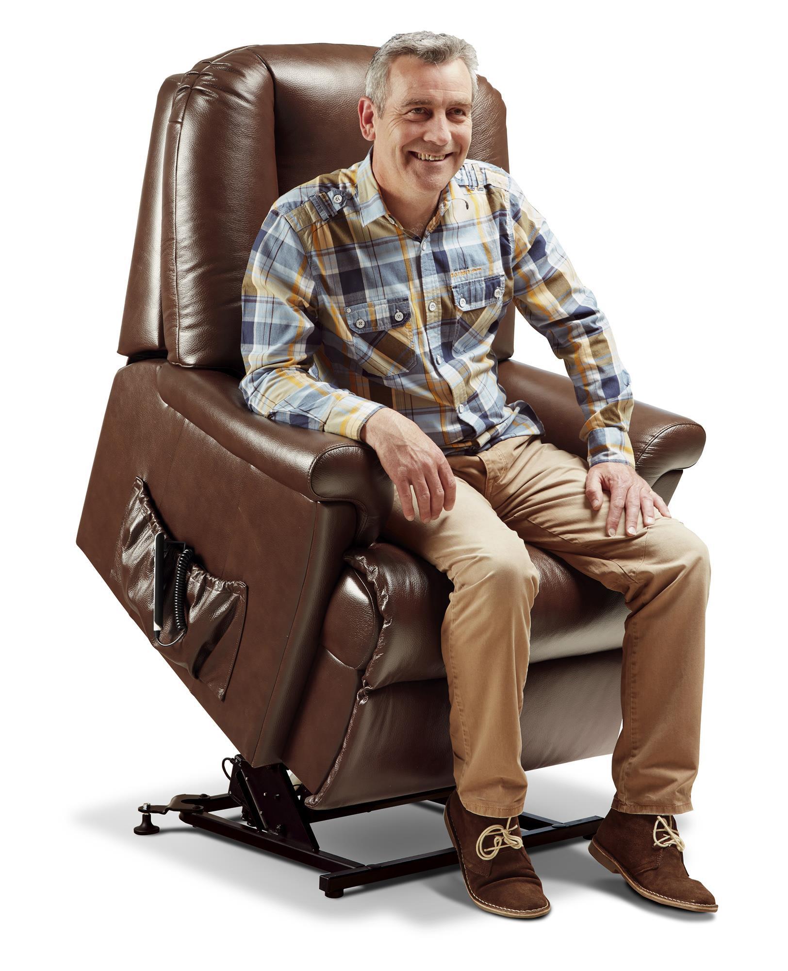 MILBURN - Chair Lift & Rise Recliners