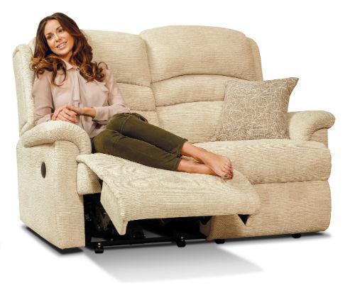 OLIVIA - Reclining 2 Seat Settee