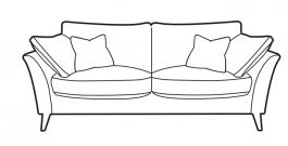 DENBIGH - Large Settee