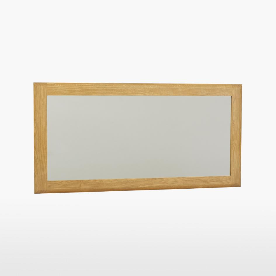ANAIS - Oak Wall Mirror - 817 BREEZE