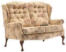 LYNTON Fireside - 2 Seater Settee