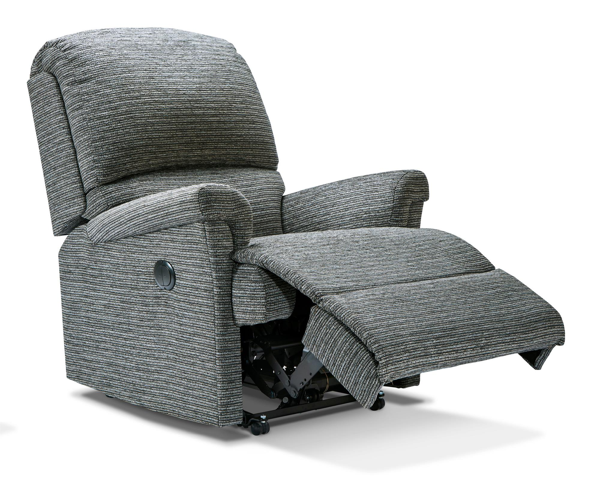Nevada Powered Recliner Chair - by Sherborne