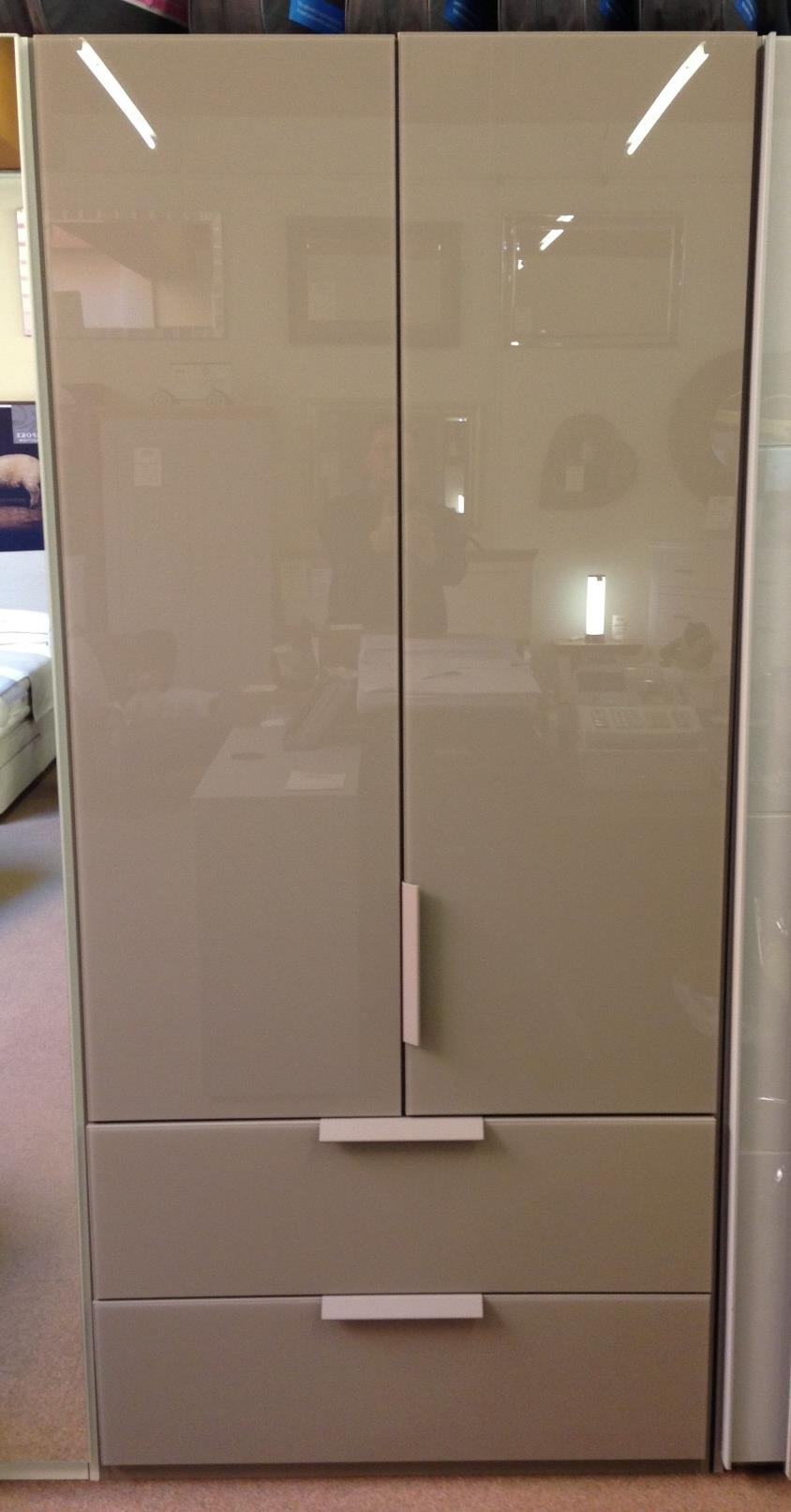 MIRAMAR - Hinged Doors and Drawers Combi Robe