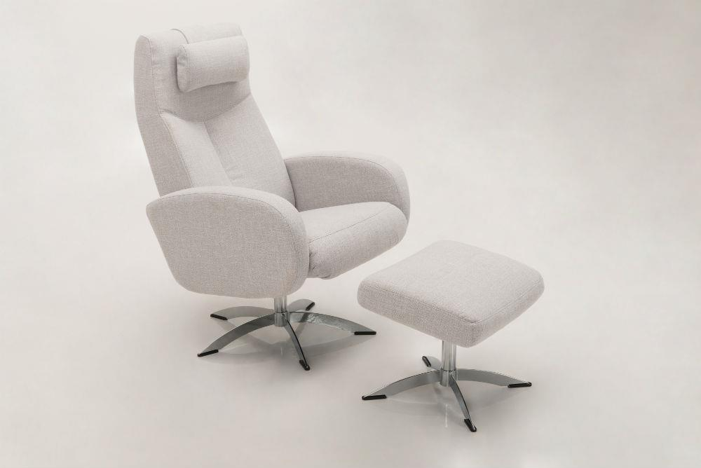 1299  Swivel Chair - Fully Upholstered