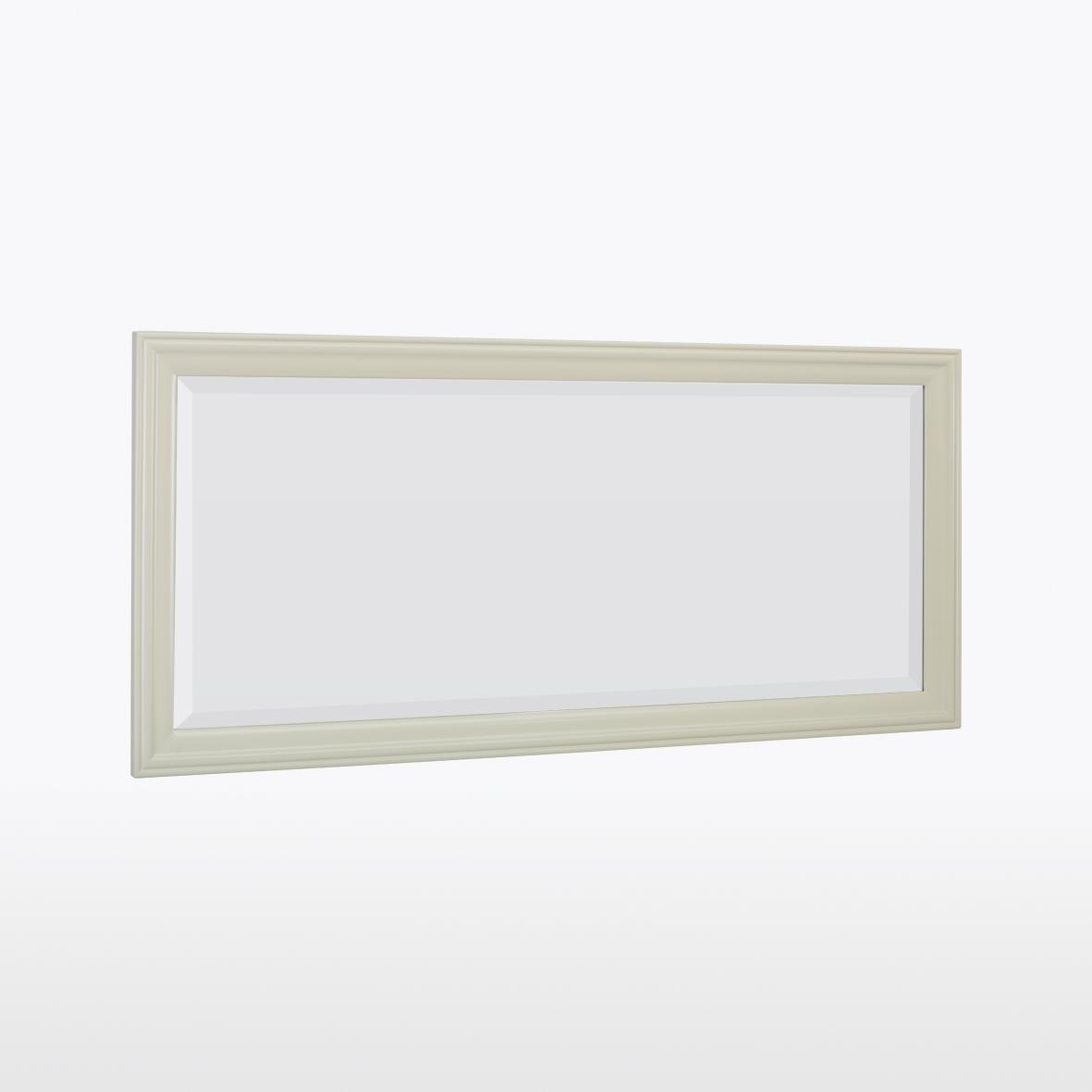 CROMWELL - Large Wall Mirror - CRO818 Toasted Almond