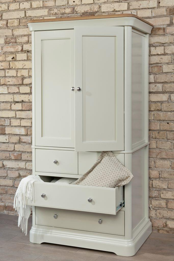 Cromwell - Linen Cupboard  - CRO823 Toasted Almond