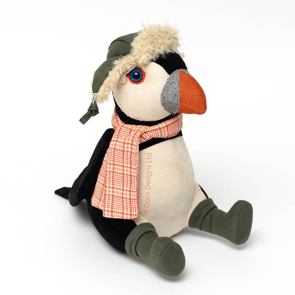 Door Stop - PIPPIN THE PUFFIN