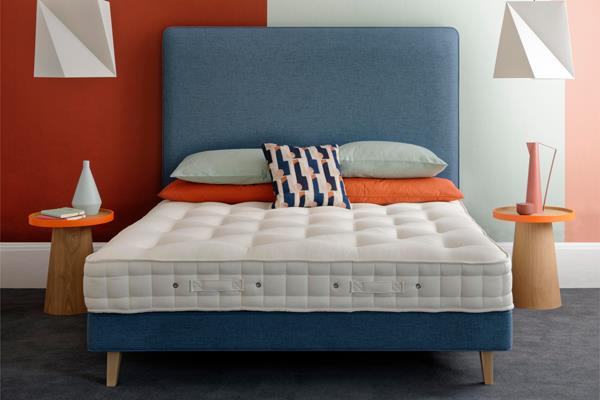 Hypnos - Cotton Origin 6 Mattress & Base