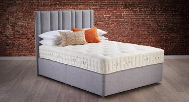 Hypnos - Cotton Origin 7 Mattress & Base