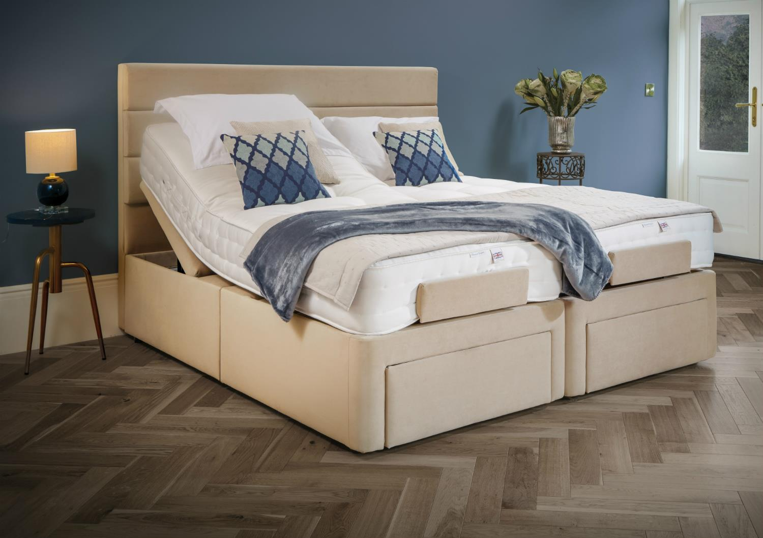 Sherborne - DEVONSHIRE Adjustable Bed
