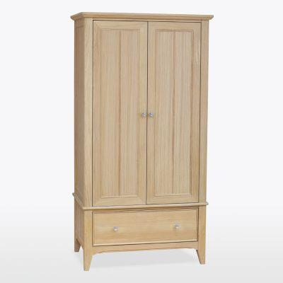 NEW ENGLAND OFFER - Hanging Robe with Drawer  -MIST  NEL812