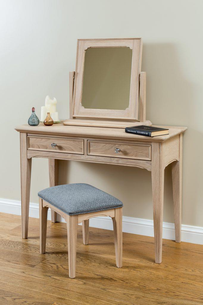 NEW ENGLAND OFFER - Dressing Table Set NEL813/14/18