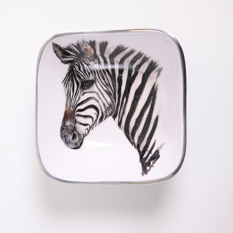 Zebra - Meg Hawkins - Wild life Collection