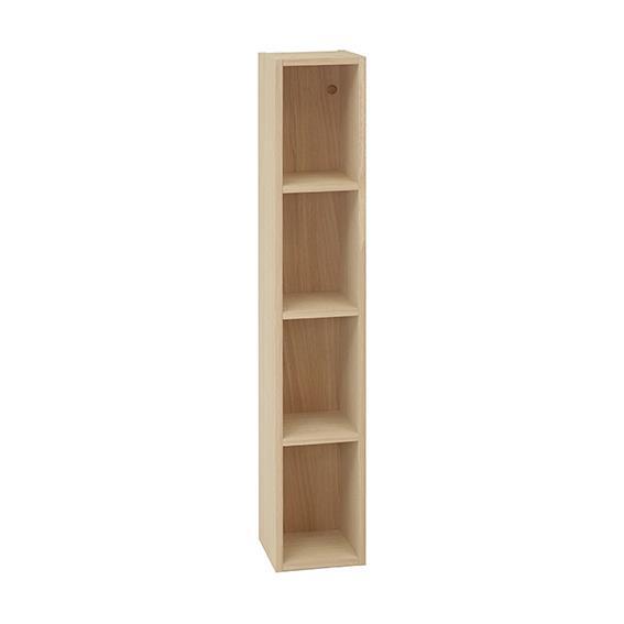 LEONE - Wall Unit Openshelf   - LEO 505