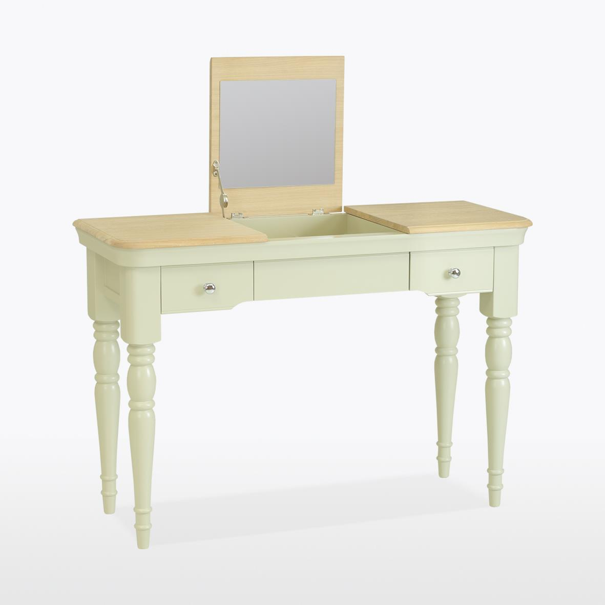 CROMWELL - Dressing Table with Mirror  CRO836