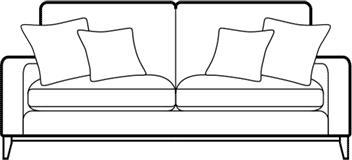 FAIRMONT - Grand Sofa