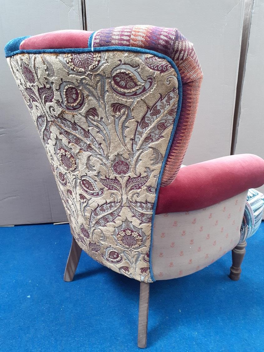 HARLEQUIN Chairs by Hunter Knight -WF