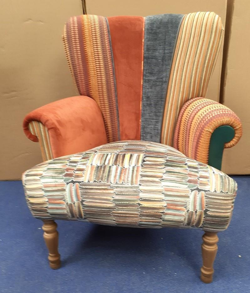 HARLEQUIN Chairs by Hunter Knight - Autumn & Light