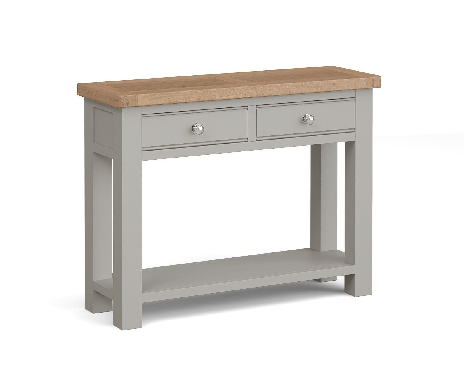 SOMERSET Console Table by Corndell