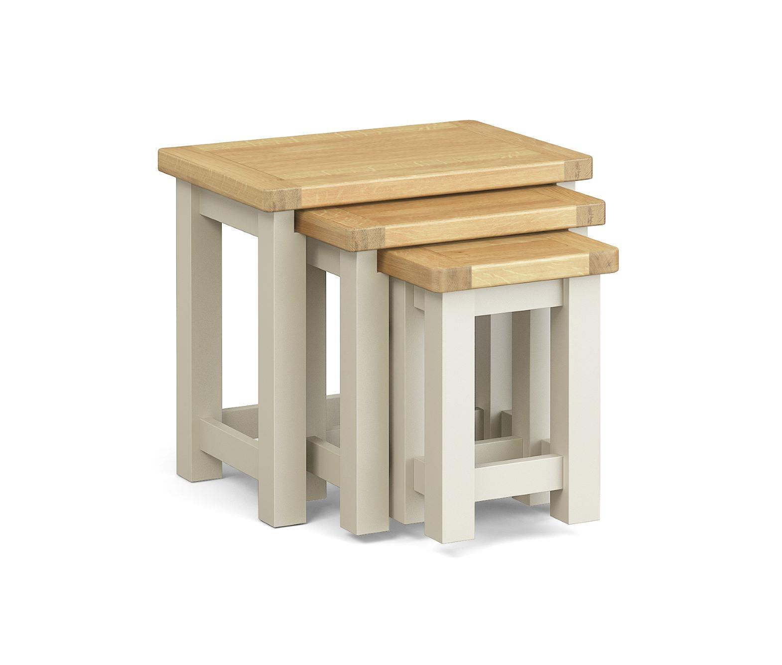 SOMERSET Nest of Tables by Corndell