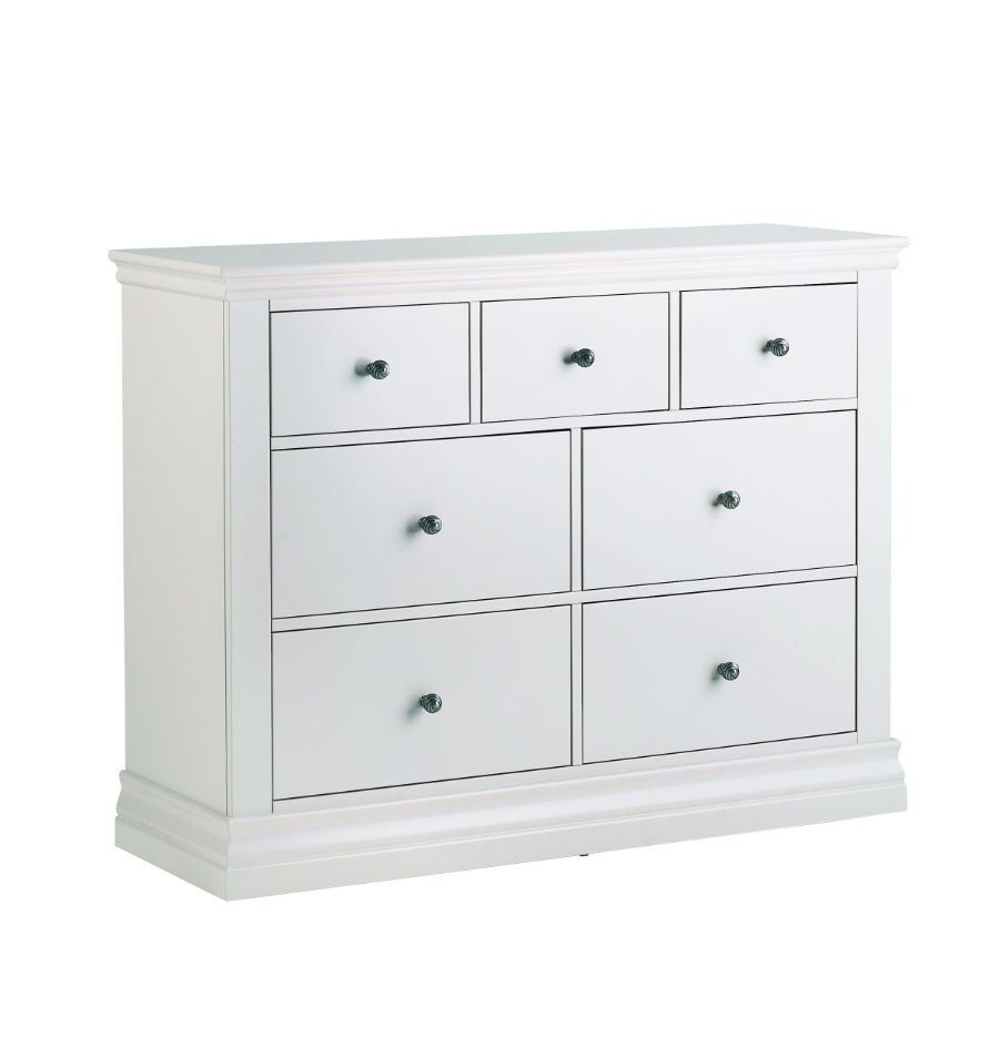 Annecy - 3+4 Drawer Chest - 199