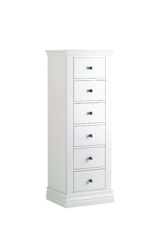 Annecy - 6 Drawer Tallboy Chest - 204