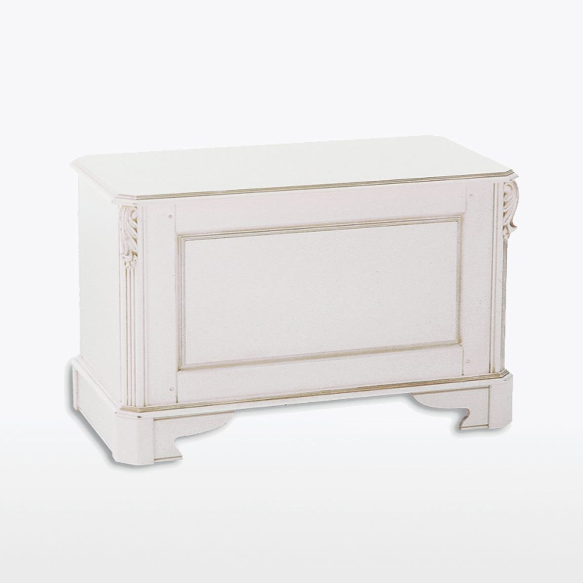 Amore' - Compact Blanket Chest - ABJ230