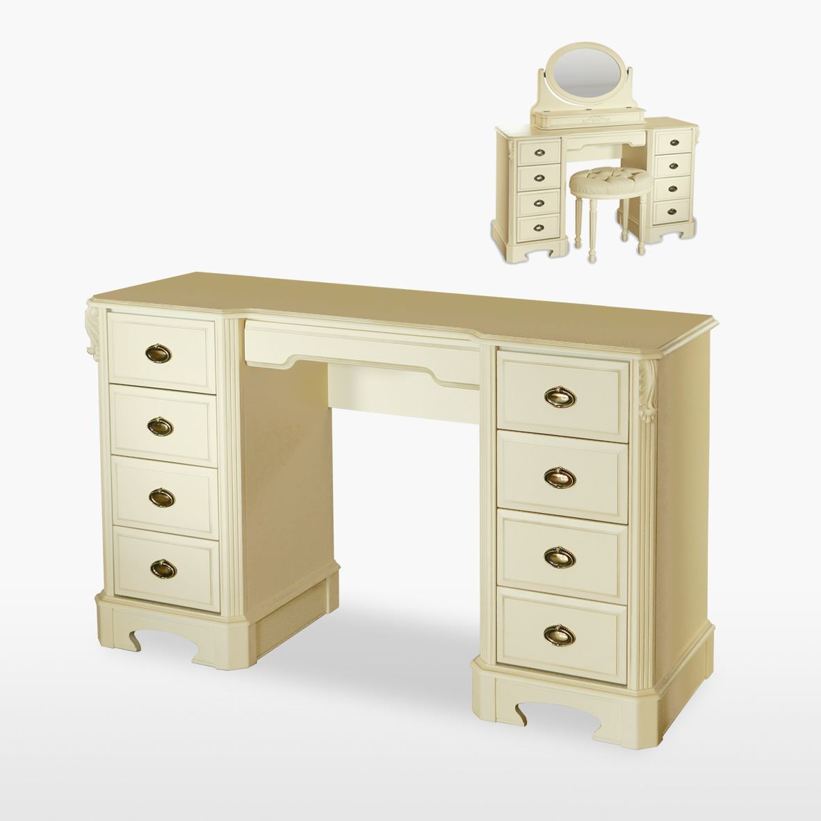 Amore' - Dressing Table - ABJ249