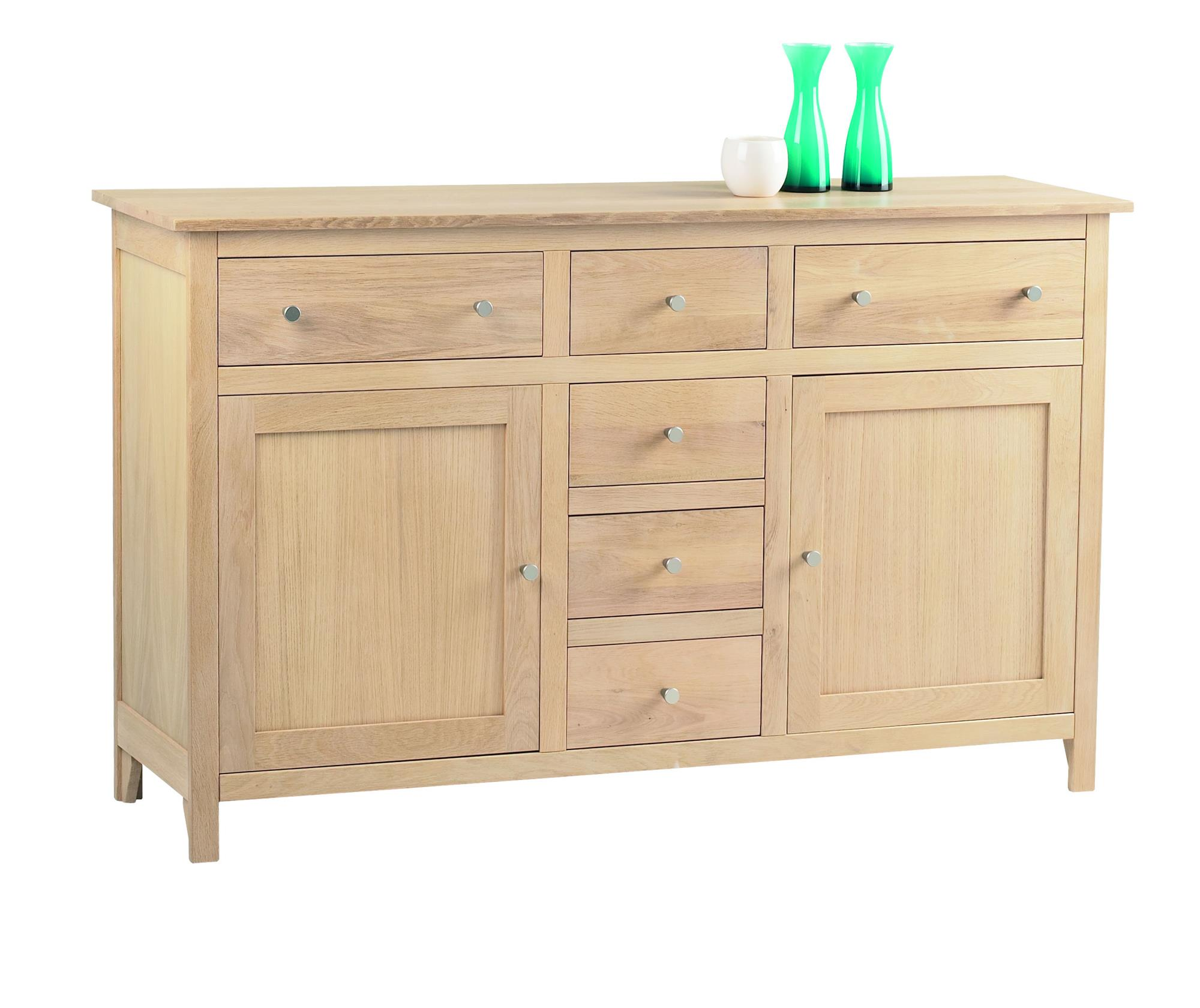 Nimbus - Long Six-Drawer Sideboard - 1266