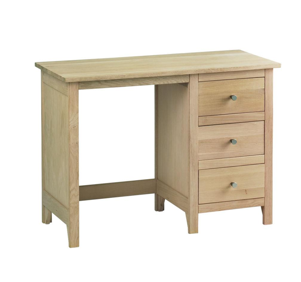 Nimbus - Single Pedestal Dressing Table - 1215